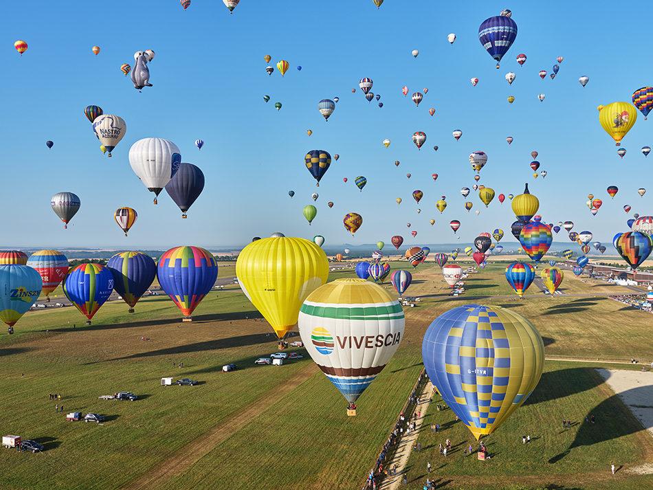 Mondial Air Ballons, © Pierre Cester, 2019